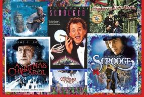 My Five Favourite Christmas Films