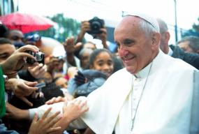 Pope Francis and TED: A Revolution of Tenderness