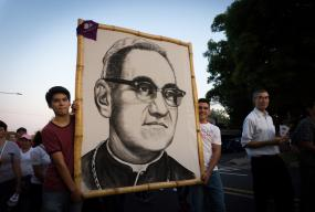 Walking with the Poor and Oppressed: St Oscar Romero