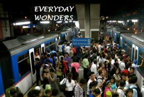 Everyday Wonders: Encounter On The Train