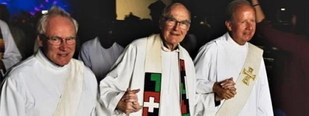 Father Mike Gwinnell, 1924-2020