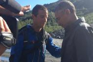 John McKenna - Bear Grylls prayed with Barack Obama…and gave me my New Year's resolution